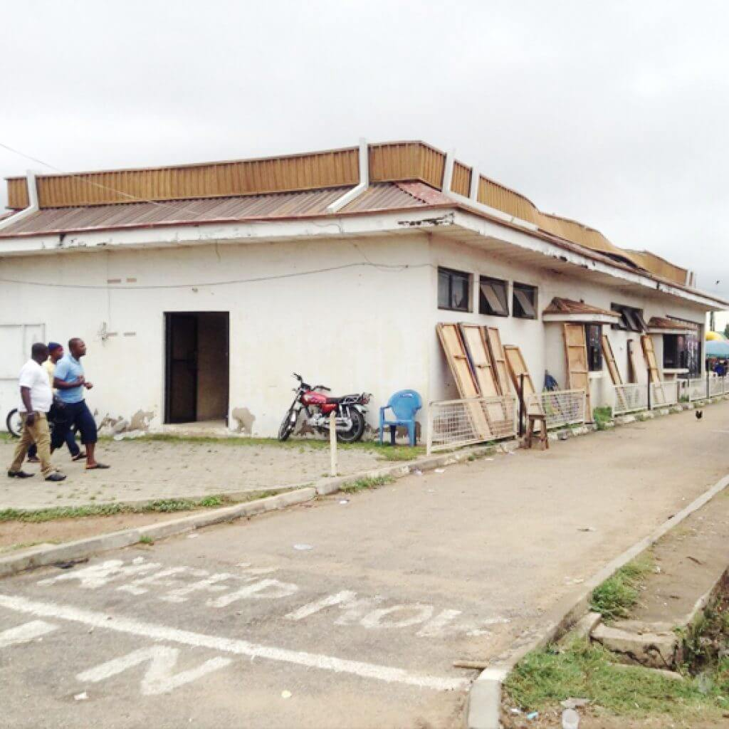 Community walk-through, Lokoja, Nigeria Credit: Block by Block team