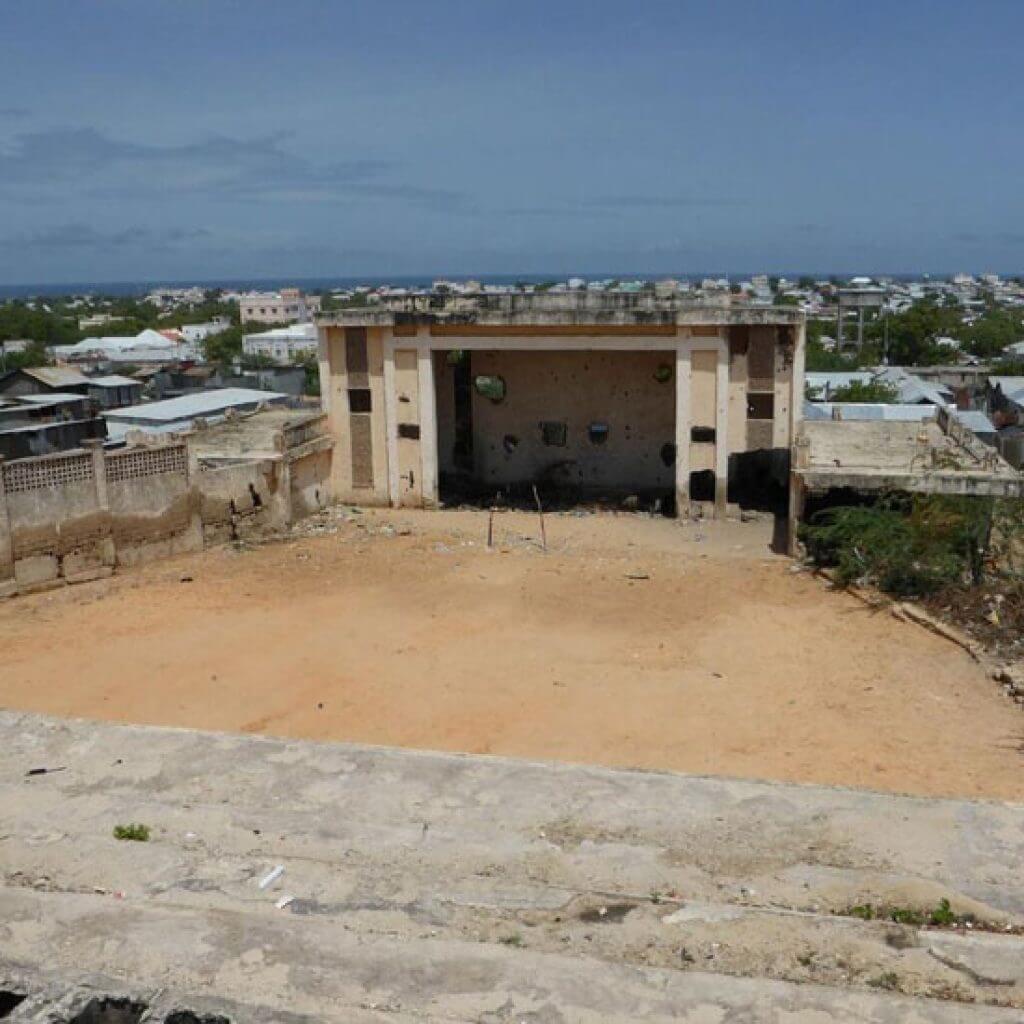 Sinay Marketplace, Mogadishu, Somalia Credit: UN-Habitat
