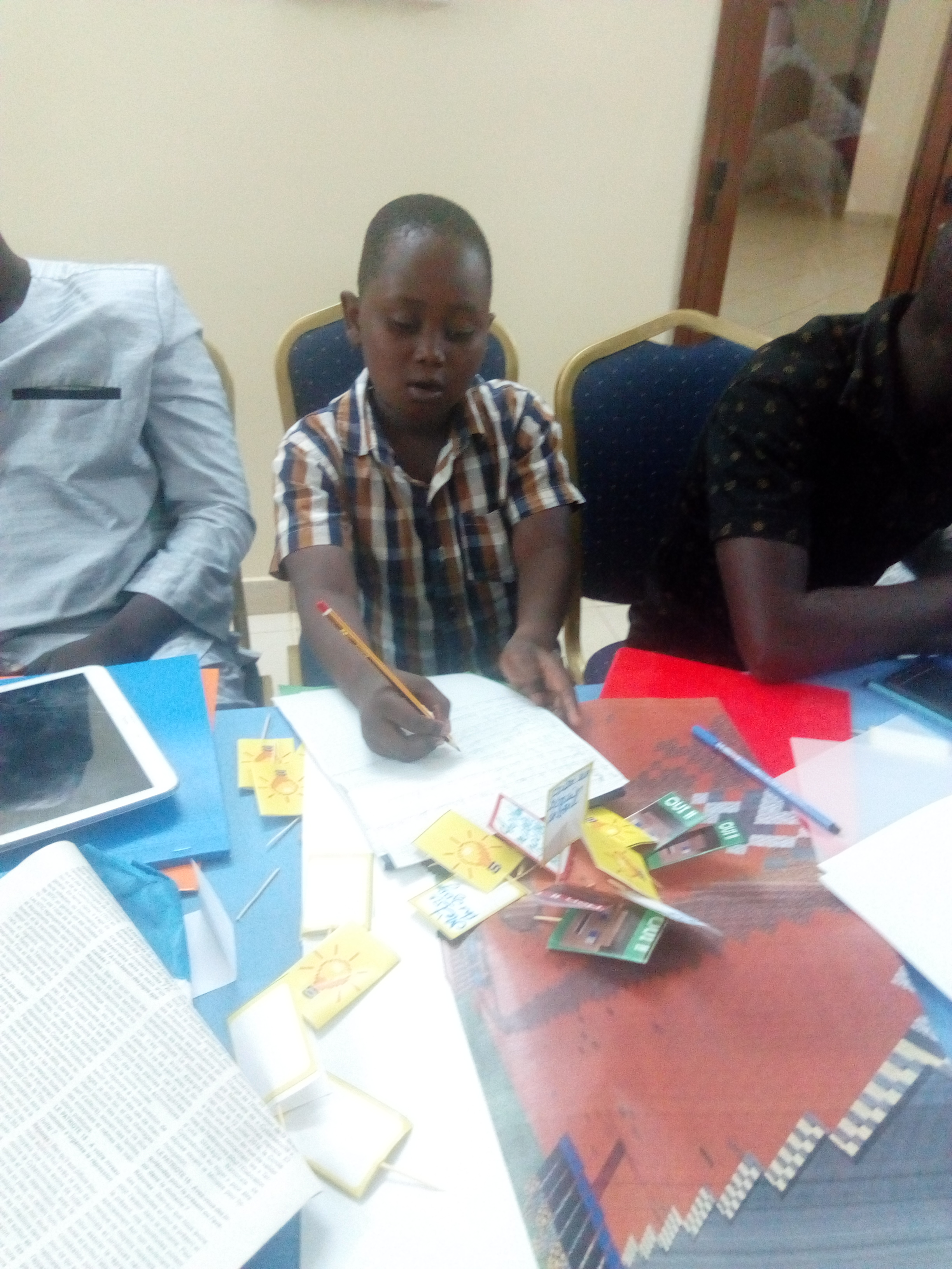 Participation from children and adults brought diverse ideas to the table. Credit: UN-Habitat