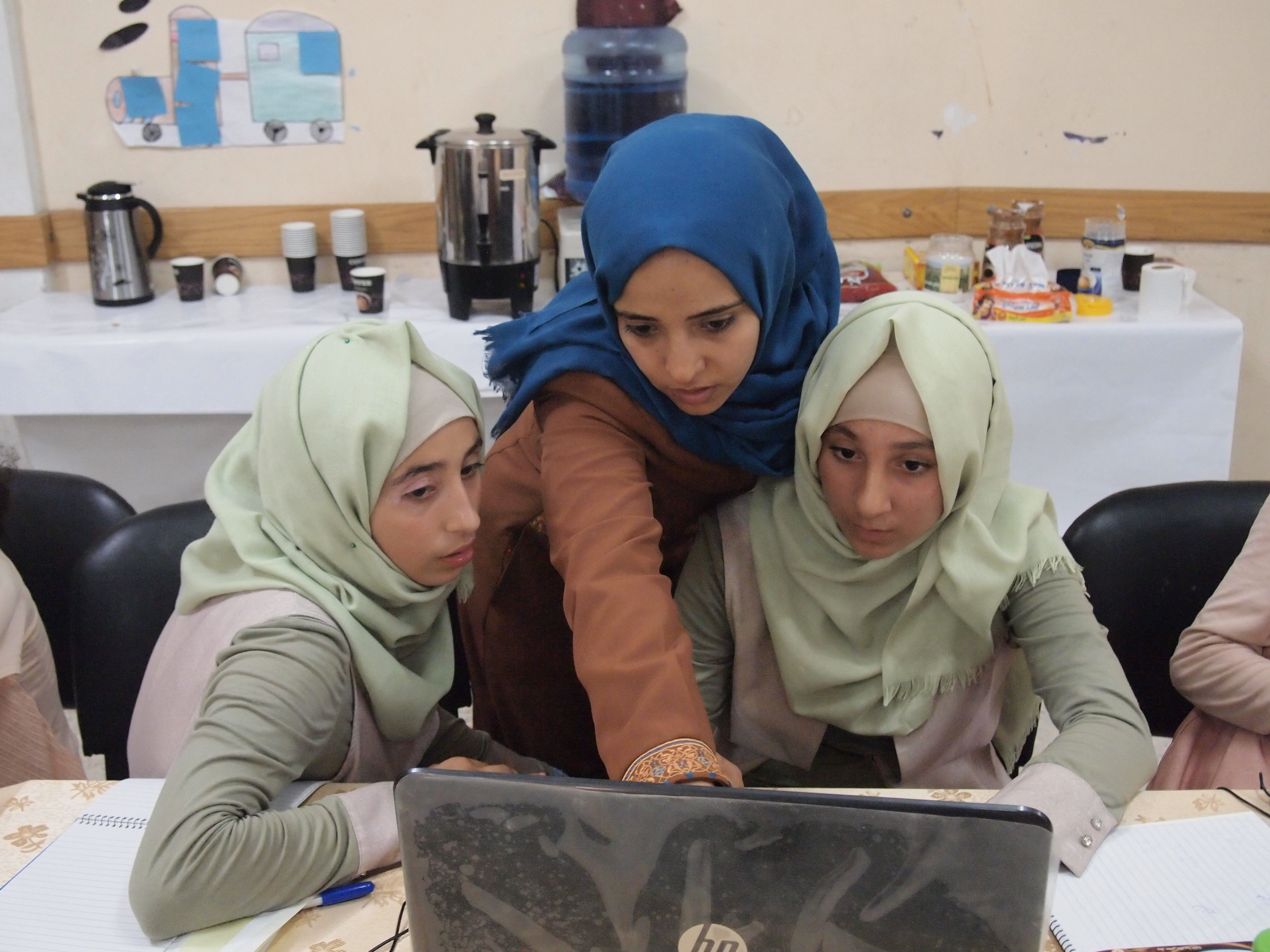 Local women collaborated on details to ensure safe, inclusive spaces. Credit: UN-Habitat