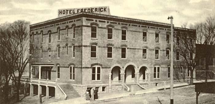 Historic Hotel Frederick