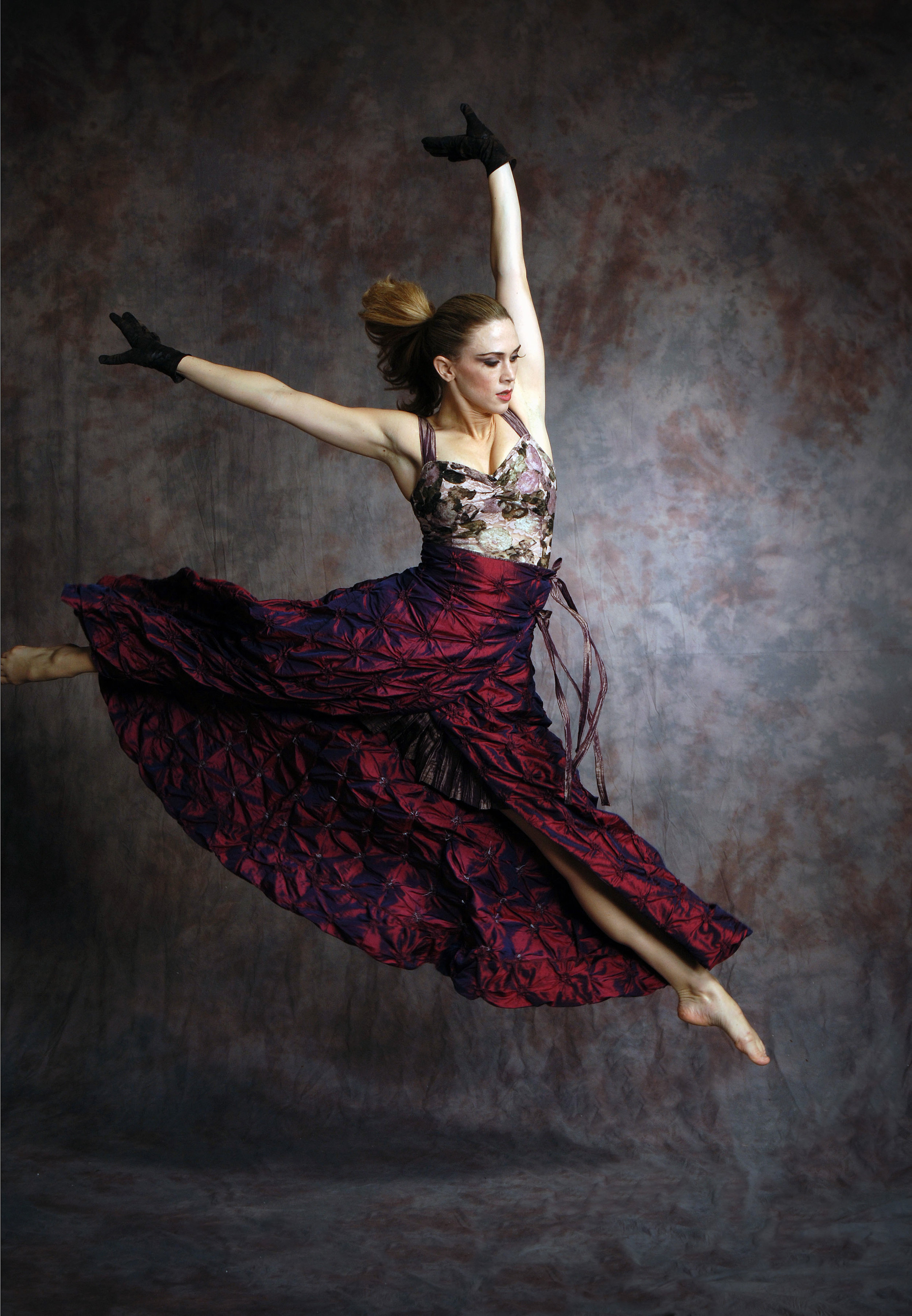 DESIREE DUNBAR BY GREG EHLERS | COURTESY DANCERS DANCING