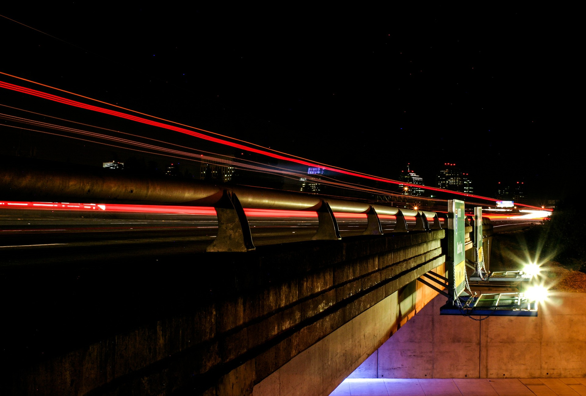 Sacramento Freeway