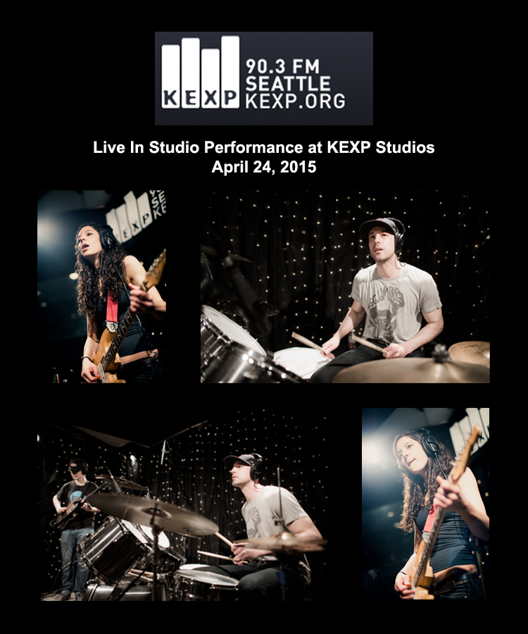 KEXP - Live In Studio PerformanceApril 2015WATCH HERE