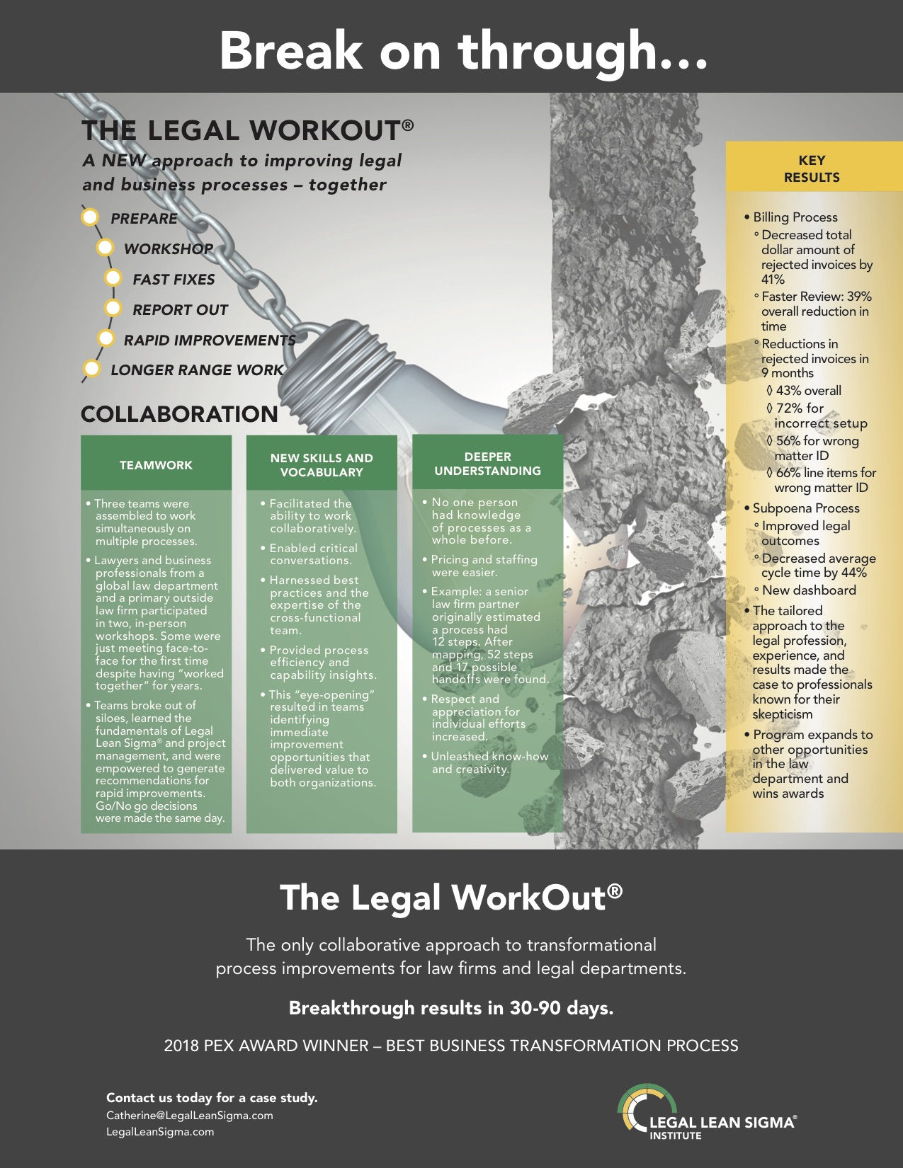 Legal WorkOut