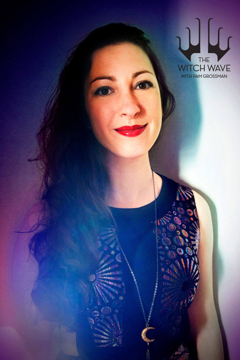 "The Witch Wave - The Witch Wave is a podcast for bewitching conversation about magic, creativity, and culture. On each episode, creator and host Pam Grossman speaks with a leading visionary about art and Craft.It launched in October 2017, and became #2 in the Spirituality category on iTunes.""Pam Grossman's The Witch Wave stands out among the pointy-hatted crowd. Grossman is a writer, curator, and lecturer who I've come to think of as a mystical Terry Gross — her mellifluous voice plays a major part in warding off my Sunday Scaries."" - Vulture, ""Meet Pam Grossman, the Terry Gross of Witches"""