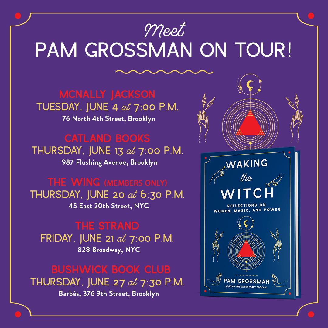 News — Pam Grossman