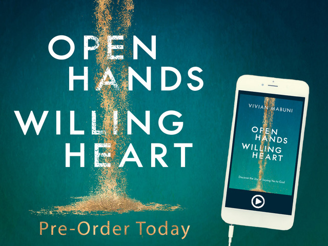 OHWH Audio Book - ORDER TODAY to get the first two chapters on Audio! Already pre-ordered the book? Fill in your info and we will send the first two chapters your way!