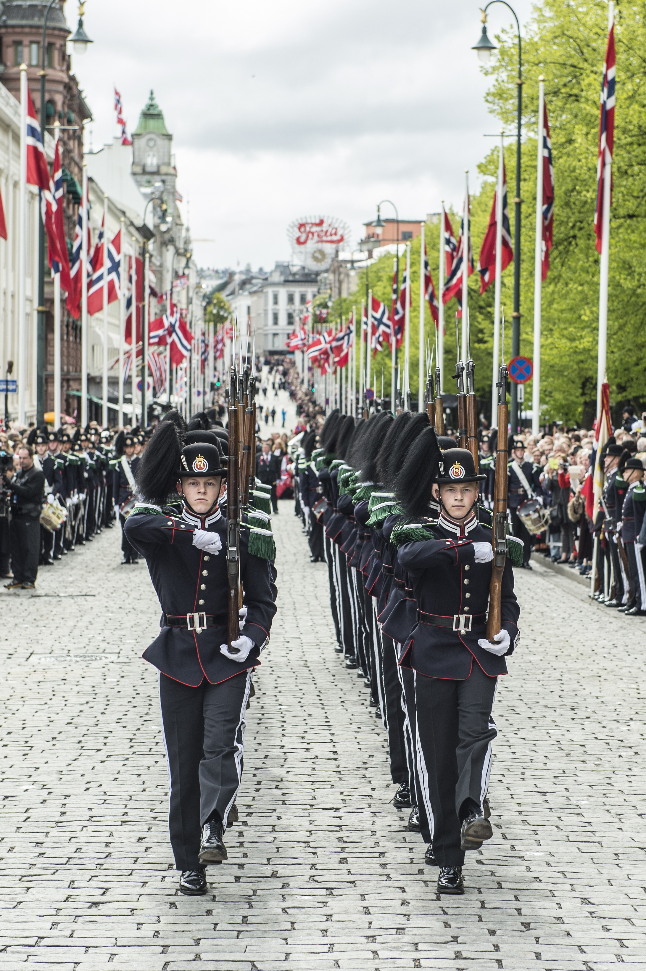 The Norwegian Army