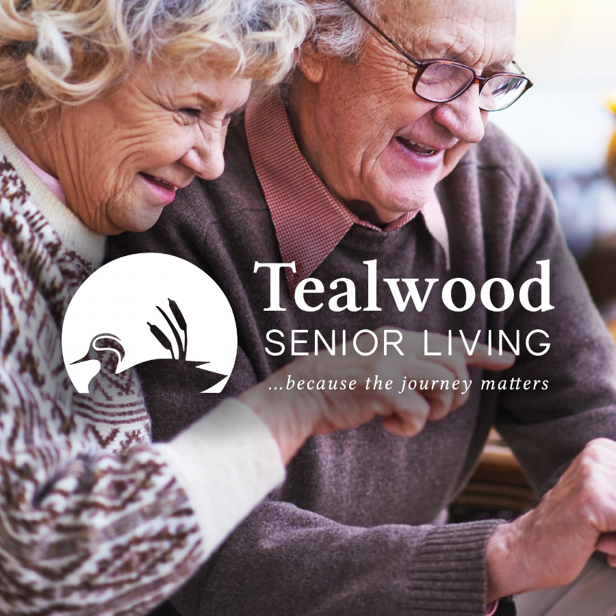 TEALWOOD SENIOR LIVING    Marketing Strategy, Brand Identity, Website Design, Graphic Design, Print Management & Direct Mail     SEE THE WORK