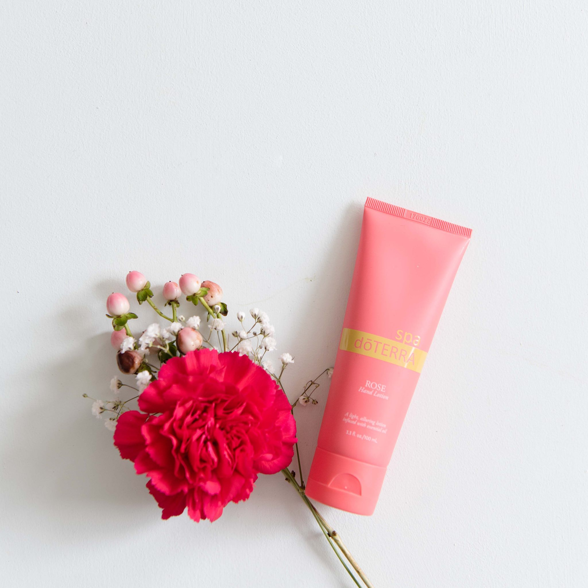 doTERRA® SPA Rose Hand Lotion