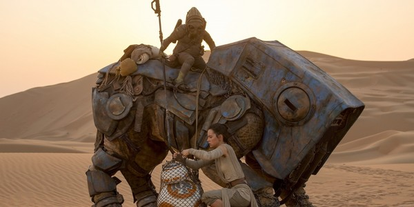 'Luggabeast' Star Wars The Force Awakens