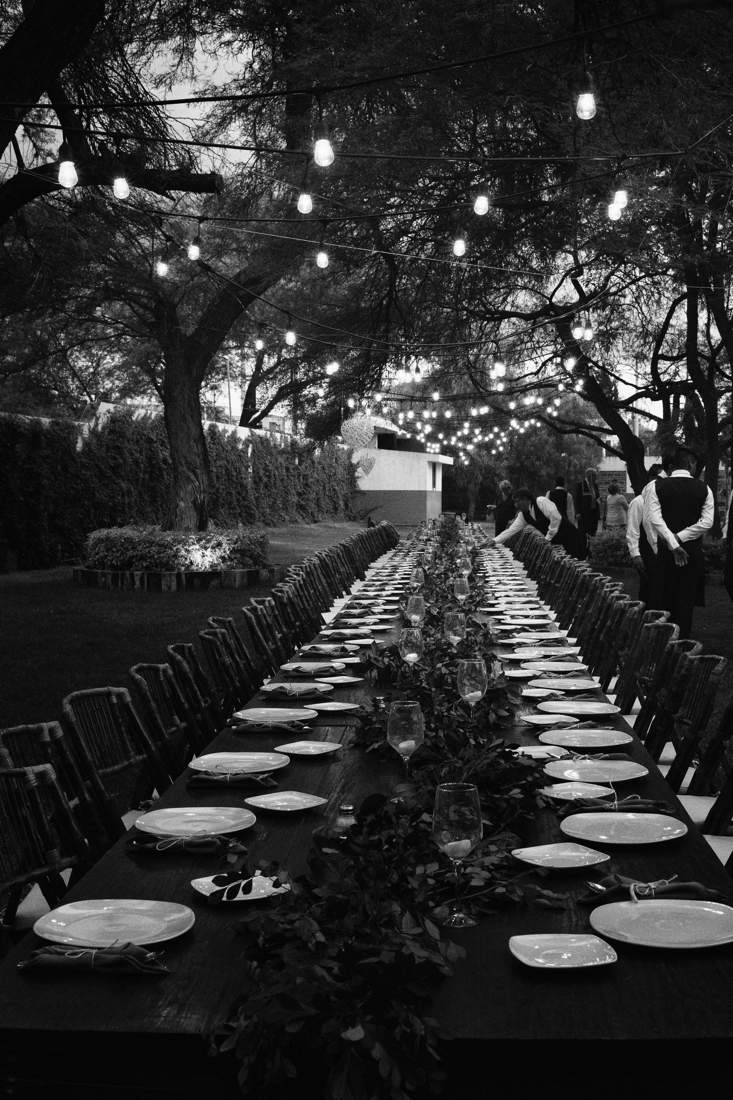 Lush Boho Weddingat the Spring-water Gardens  -