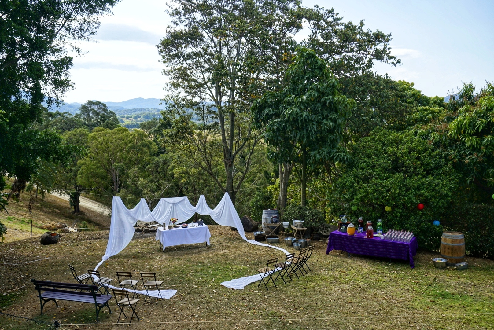 Mexican Boho Fiesta in the Hinterland -