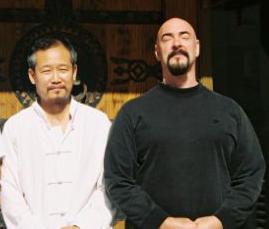 Feng Shui Master Bao Tong & Dr. Johnson