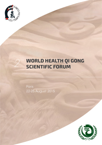 The 2nd World Health Qigong Scientific Symposium – Paris, France.