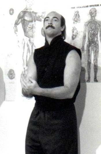 1993 – Sifu Jerry Alan Johnson