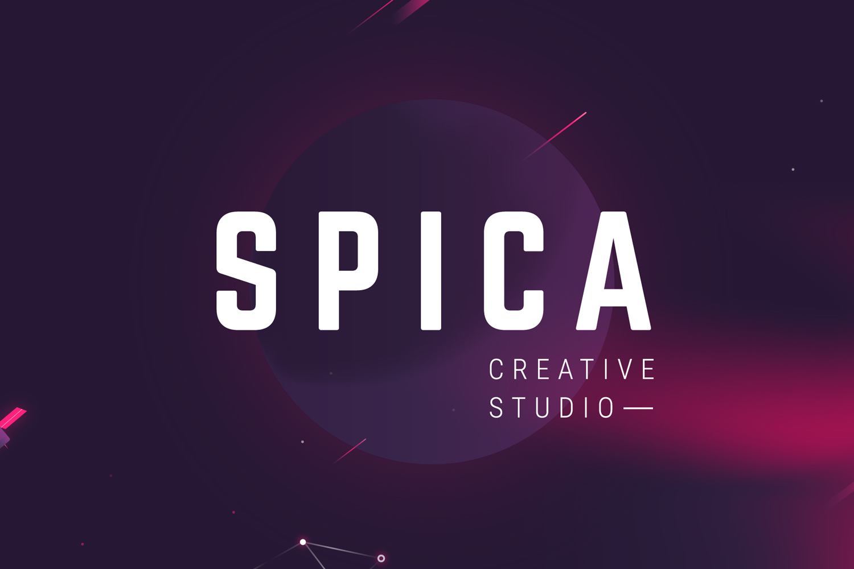 SPICA CREATIVE STUDIO - BRANDING _
