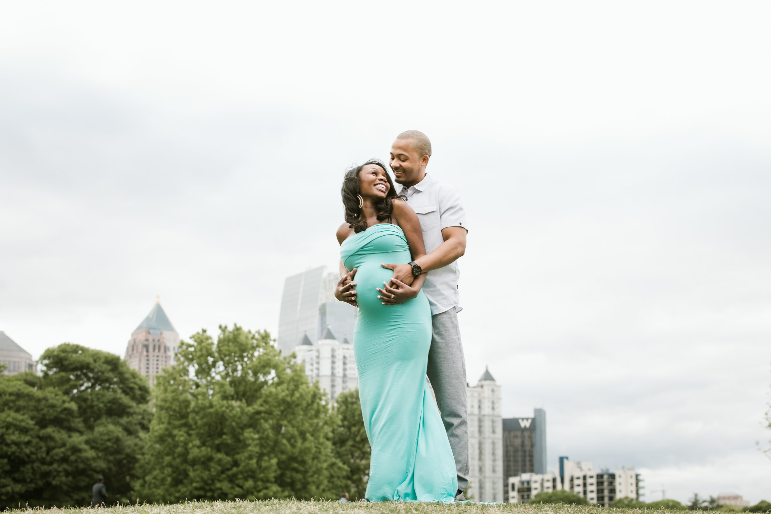 Gianna Keiko Atlanta Piedmont Park Maternity Photographer-13.jpg