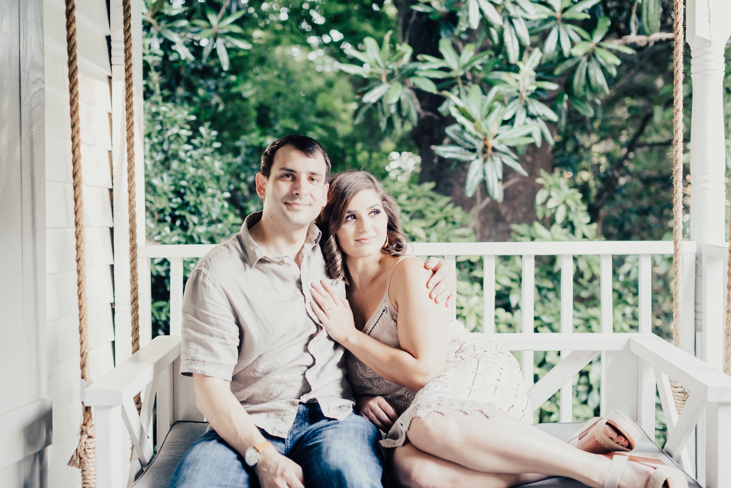 Gianna Keiko Atlanta Roswell Mill Bridge Wedding Engagement Photographer-69.jpg