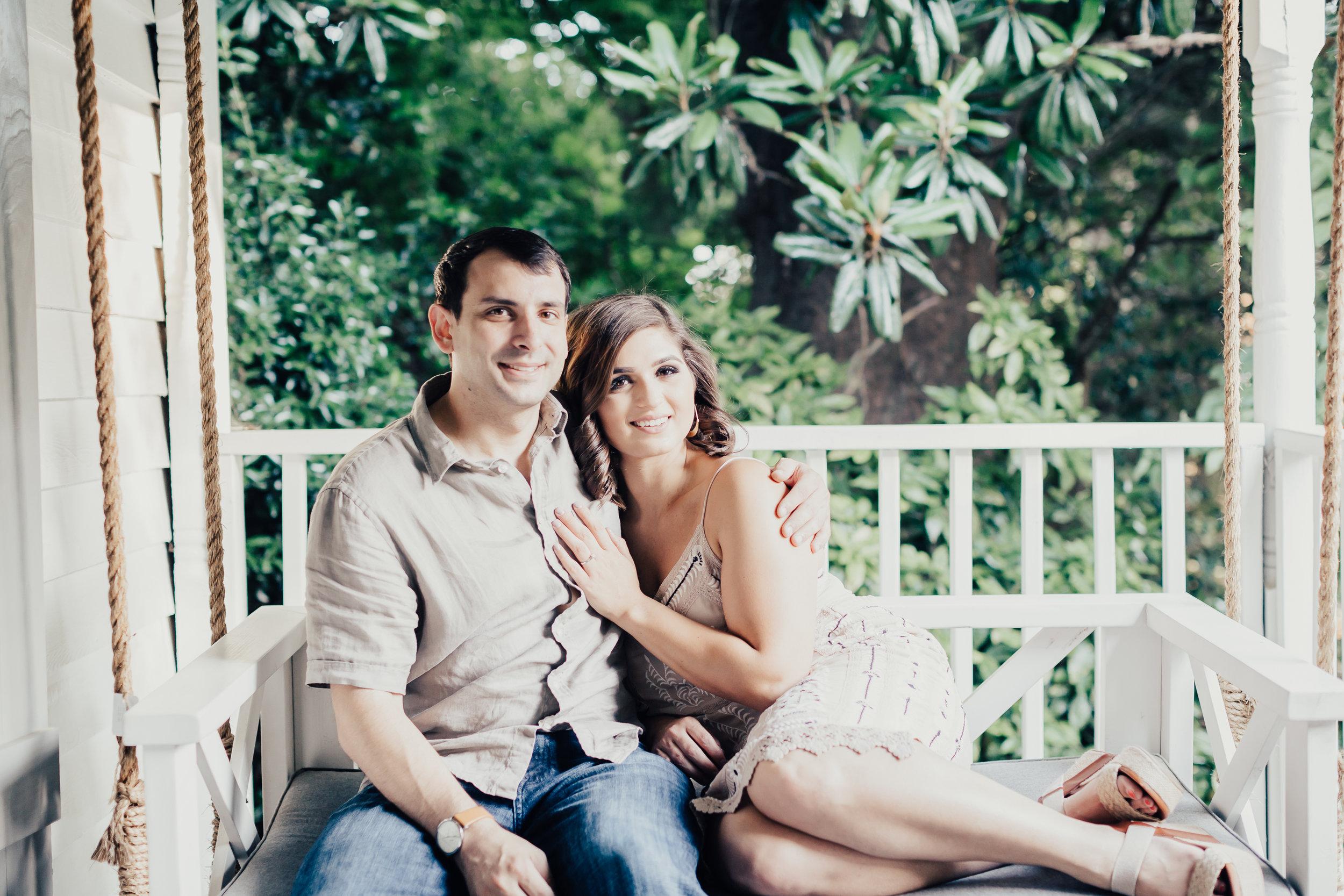 Gianna Keiko Atlanta Roswell Mill Bridge Wedding Engagement Photographer-71.jpg
