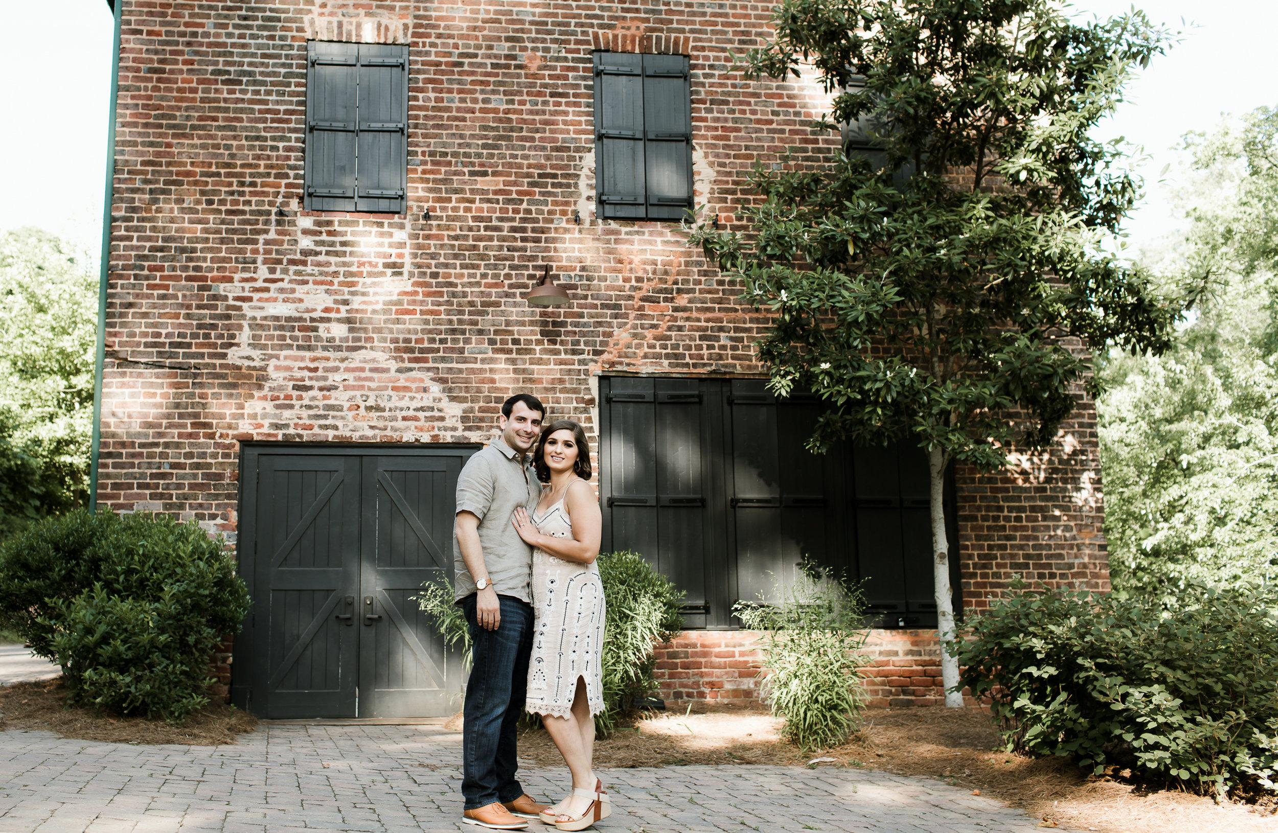 Gianna Keiko Atlanta Roswell Mill Bridge Wedding Engagement Photographer.jpg