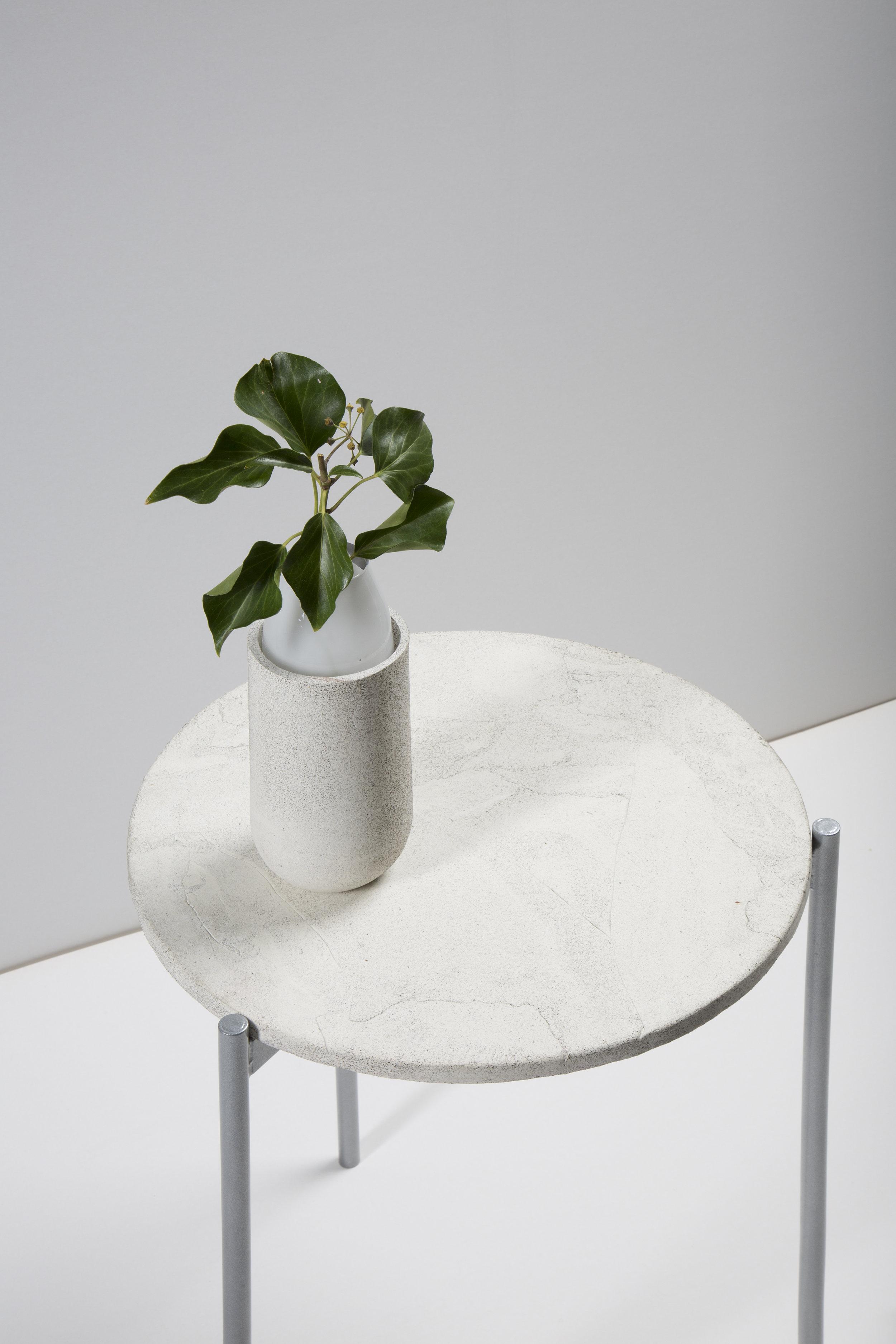 Ceramic Side Table 3