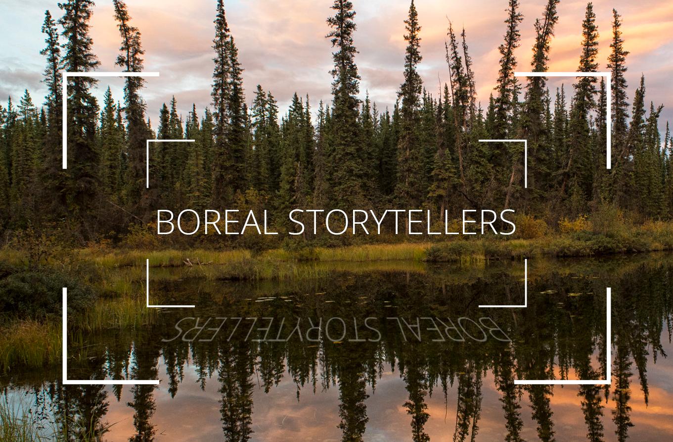 Boreal storytellers