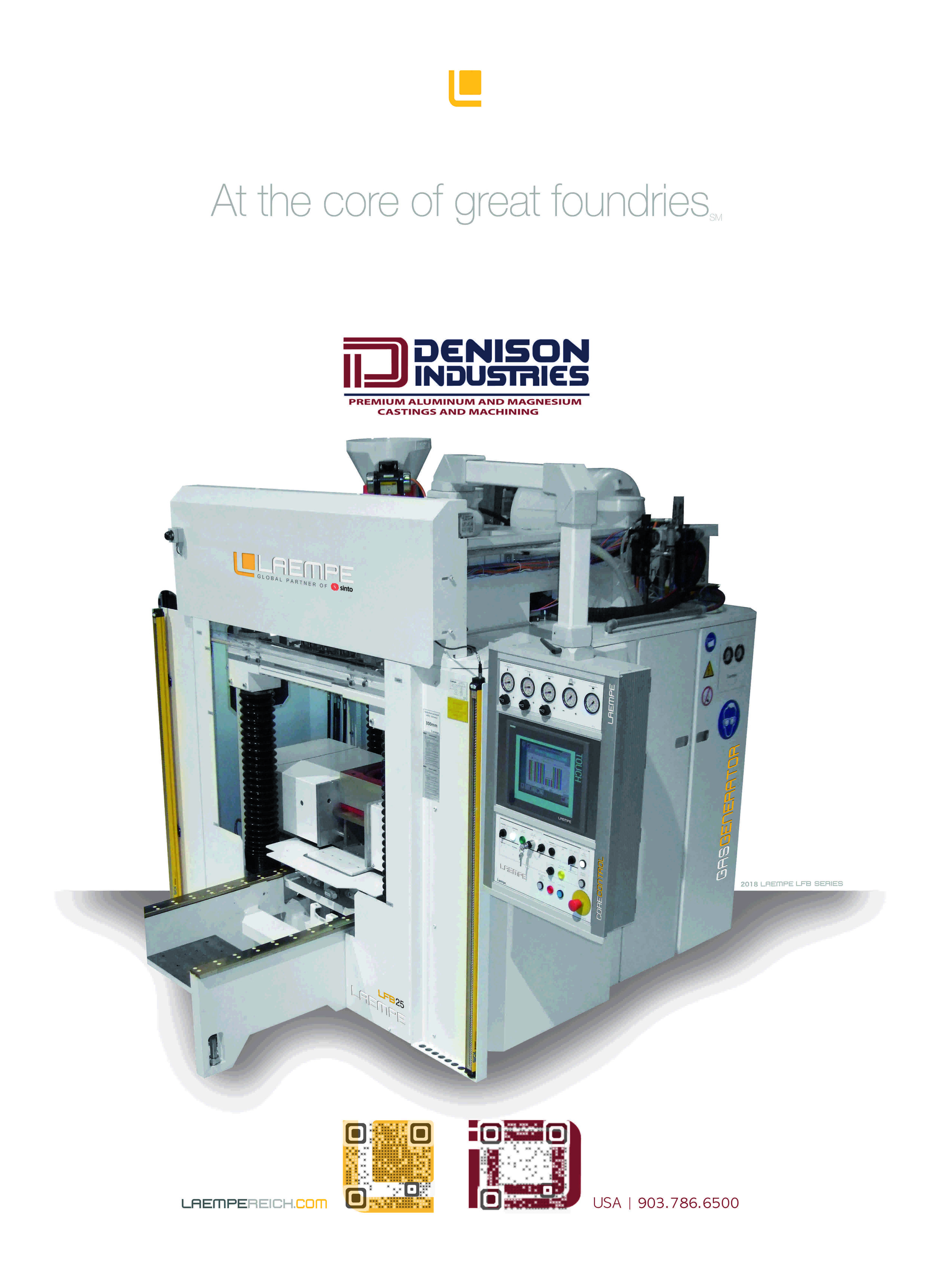Denison Industries | At the Core of Great Foundries 2017.jpg