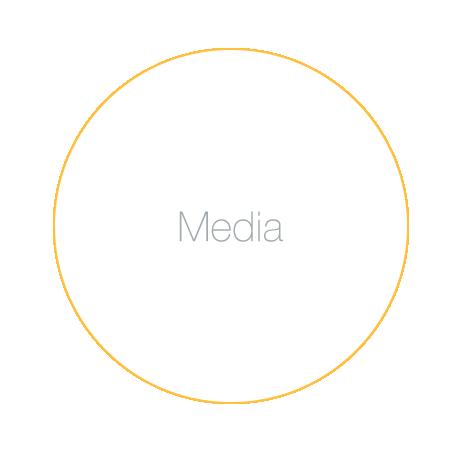 Events, Orange Icon, white, Media.png