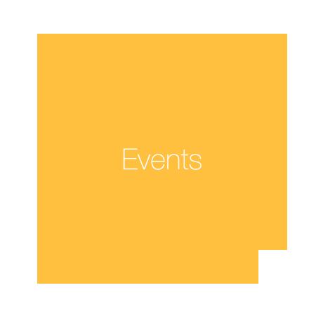 Media & Events, Orange Icon, orange, Events.png