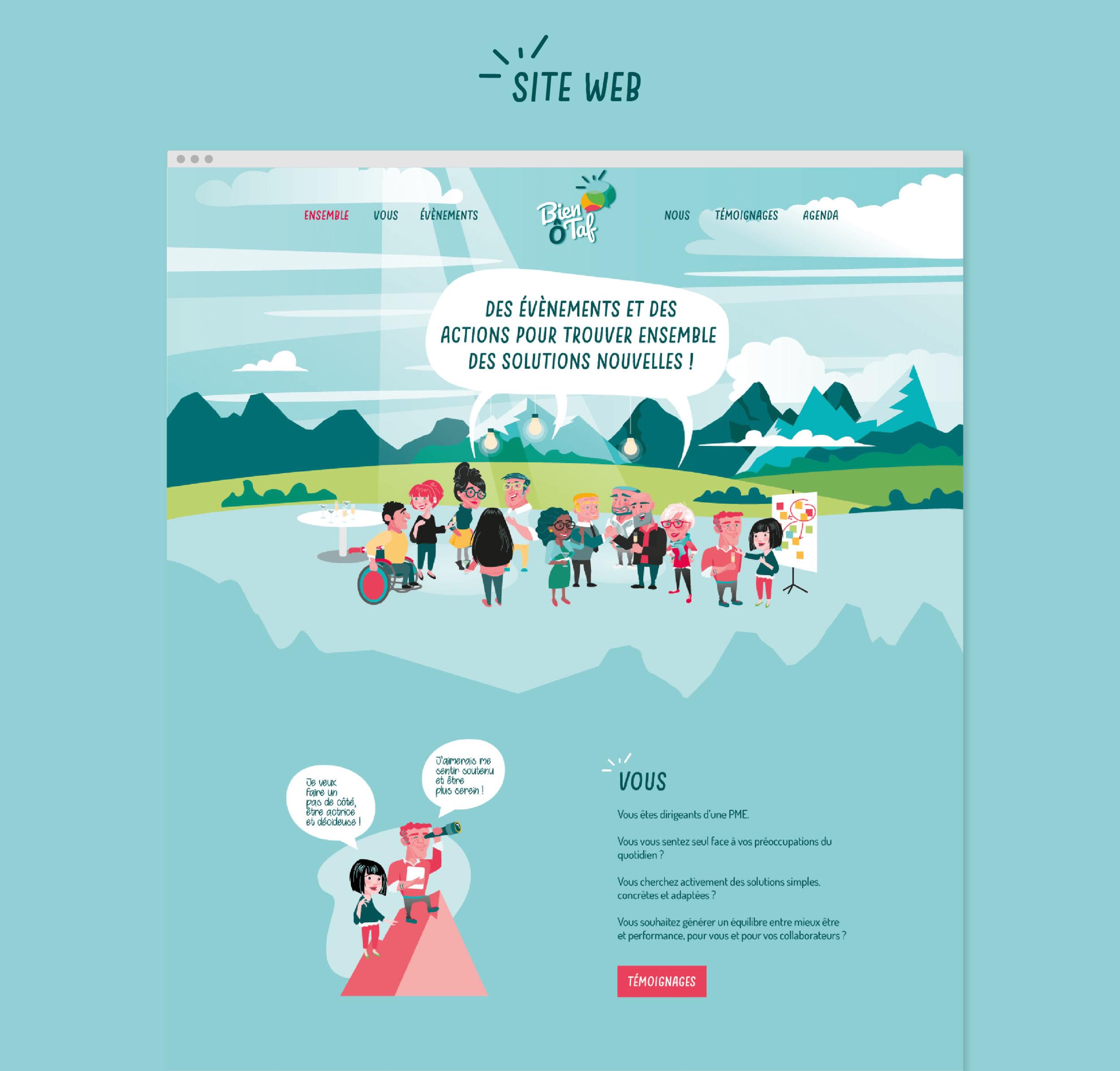 bienotaf_identite_visuelle_design_graphique_site_web_presentation_personnages.png