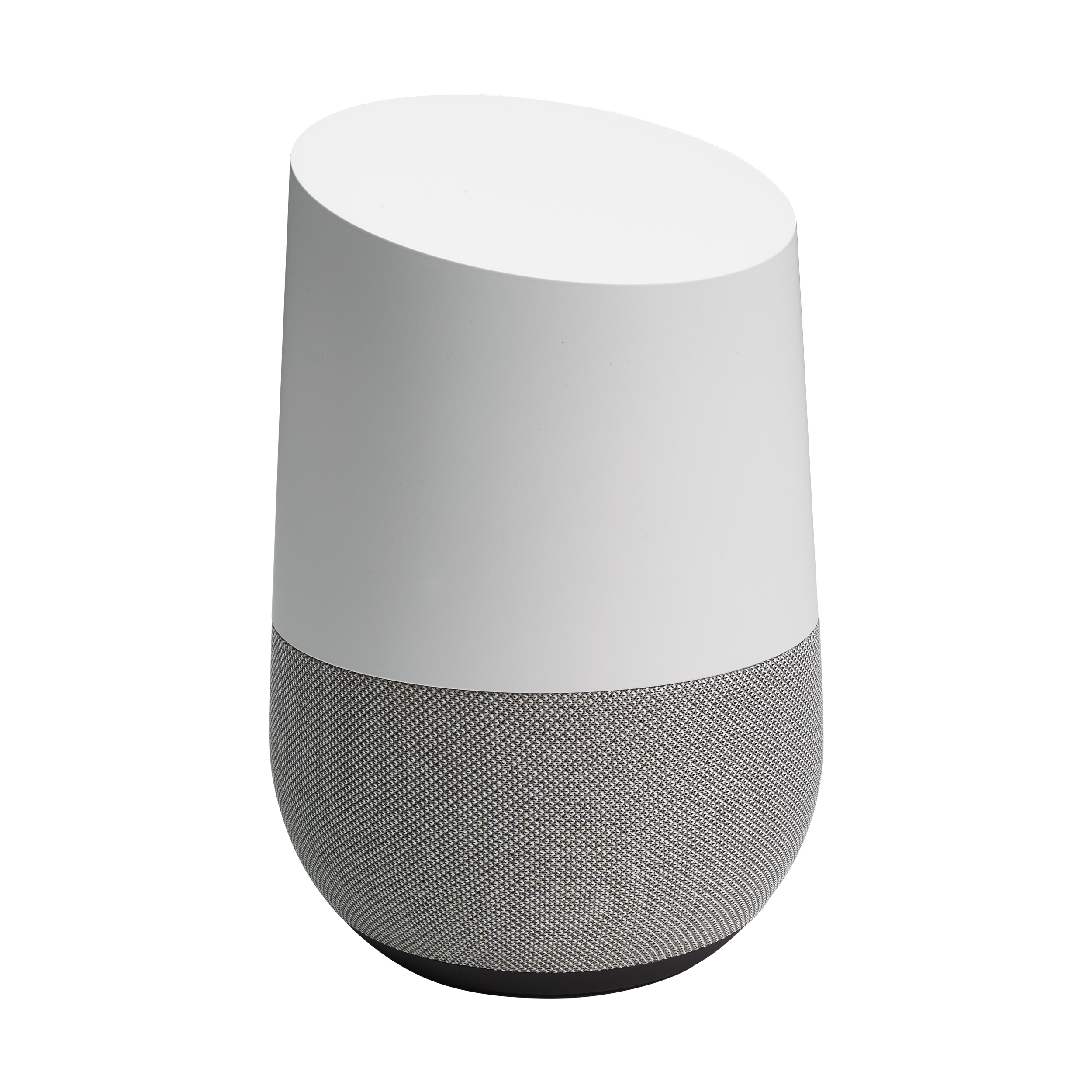 Google Home  - Haut-parleur activé par la voix et alimenté par Google Assistant - Se synchronise avec Chromecast et autres unités Google Home - Offre des réponses en temps réel