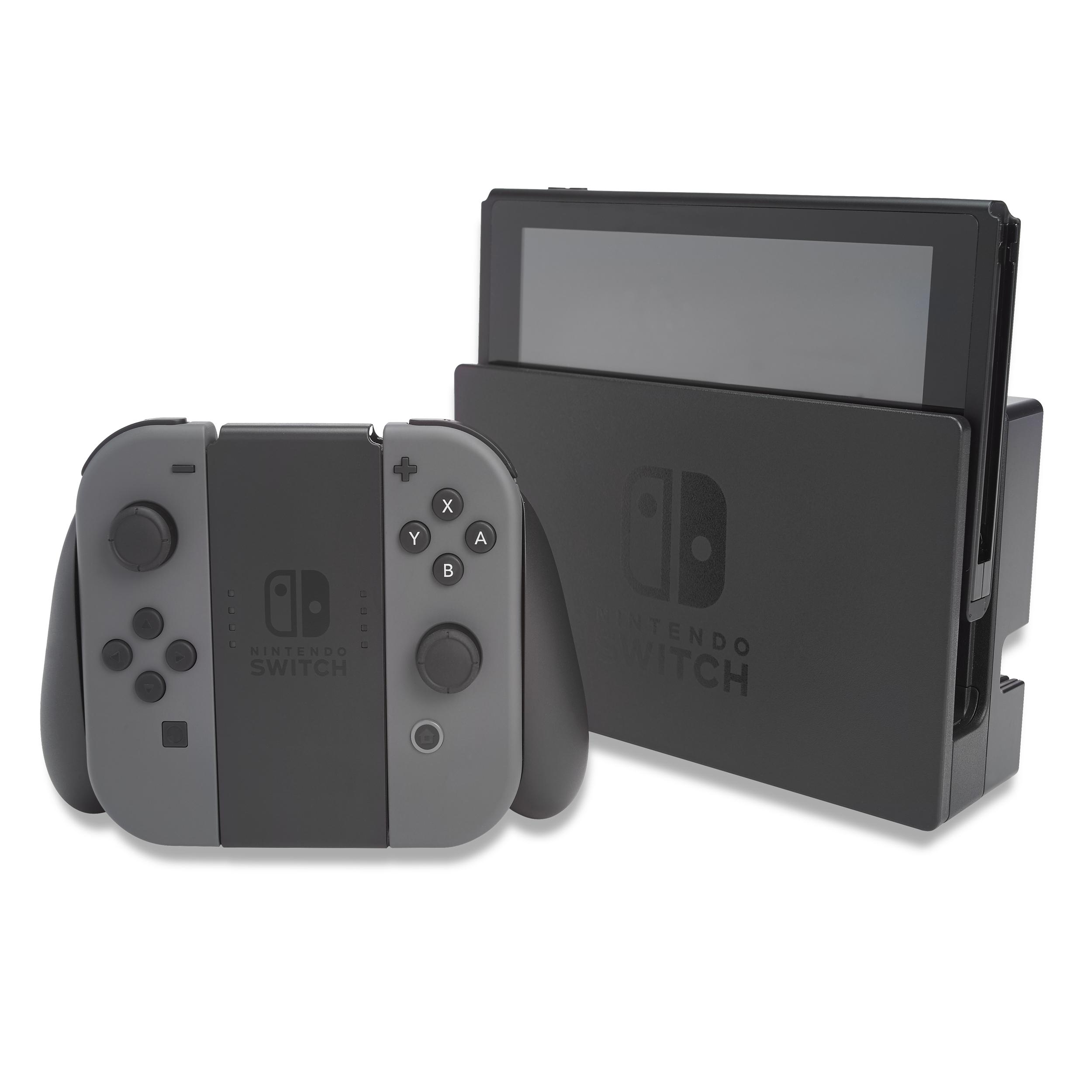 Nintendo Switch  - À la maison : se connecte sur votre téléviseur - Sur la route : mode portatif directement sur la Switch - Mode solo et plusieurs options en multijoueur