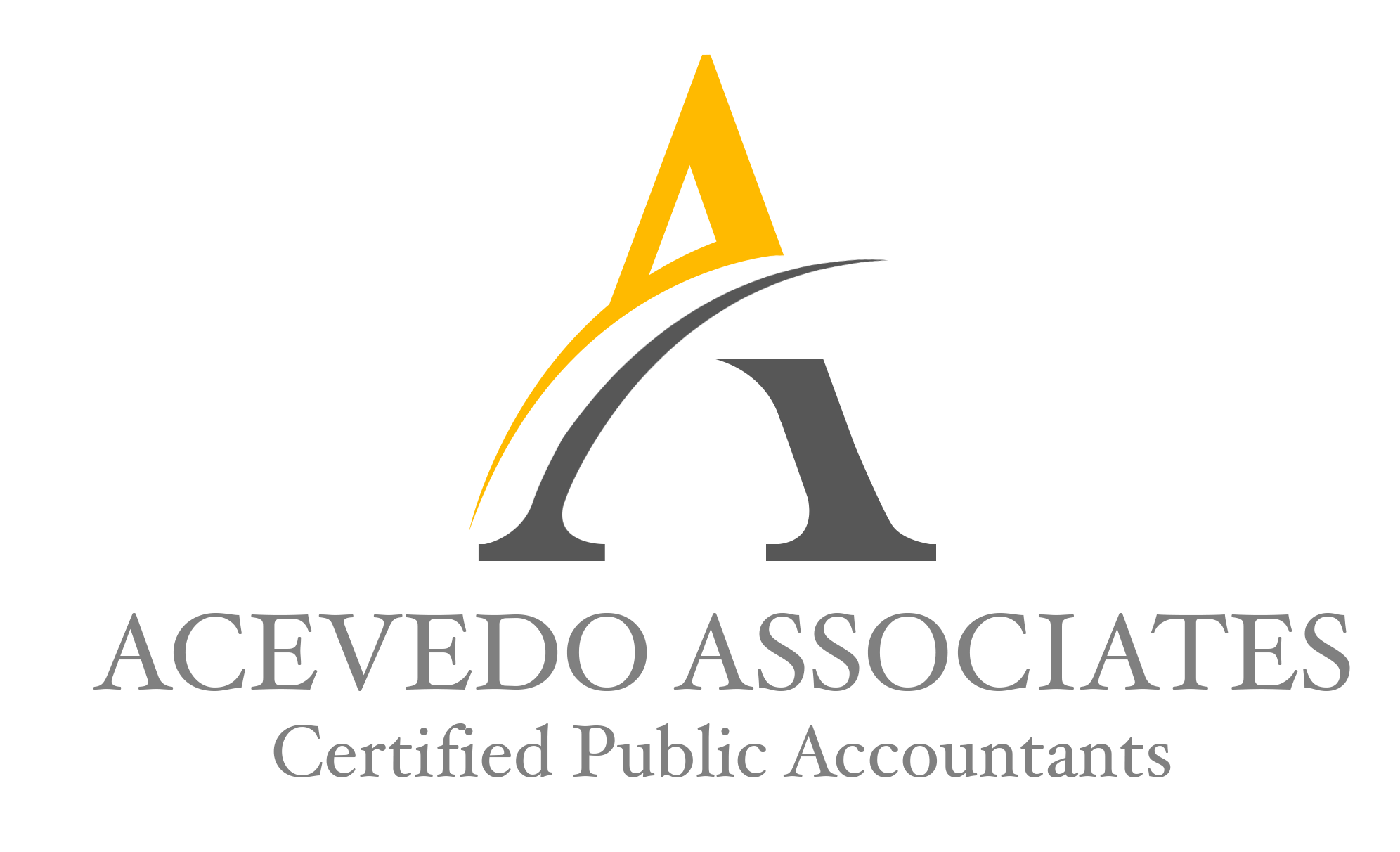 Acevedo & Associates Logo Certified Public Accountant