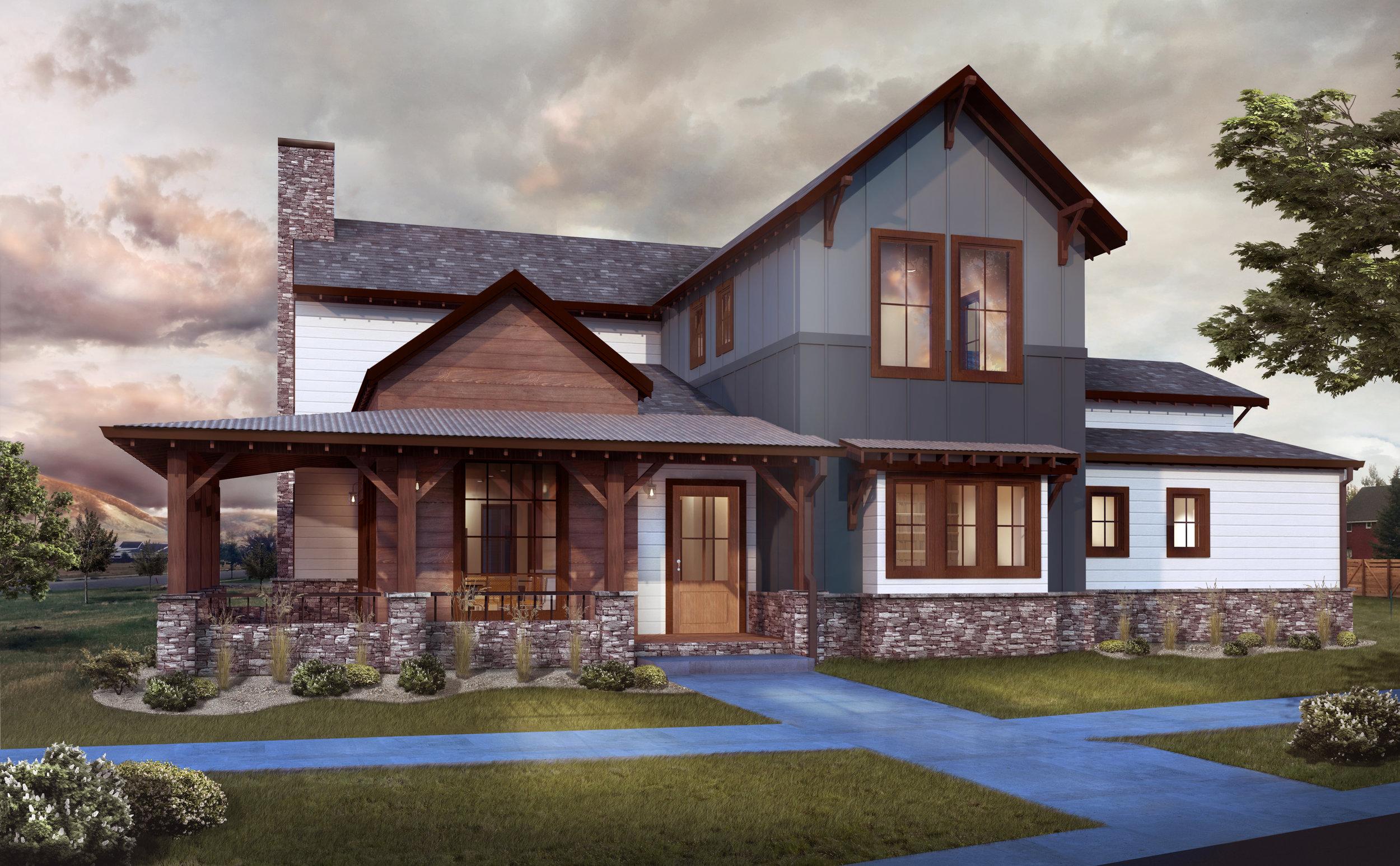 Cattail Creek Residence | Bozeman | MT