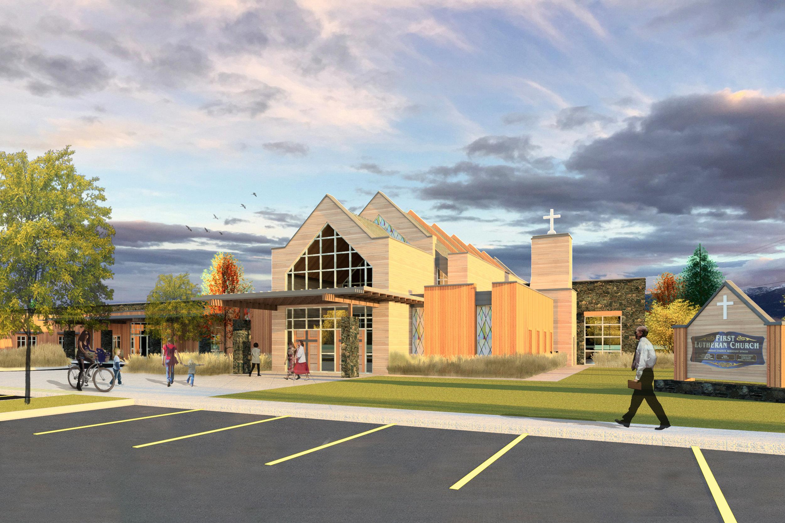 Lutheran Church | Bozeman | MT