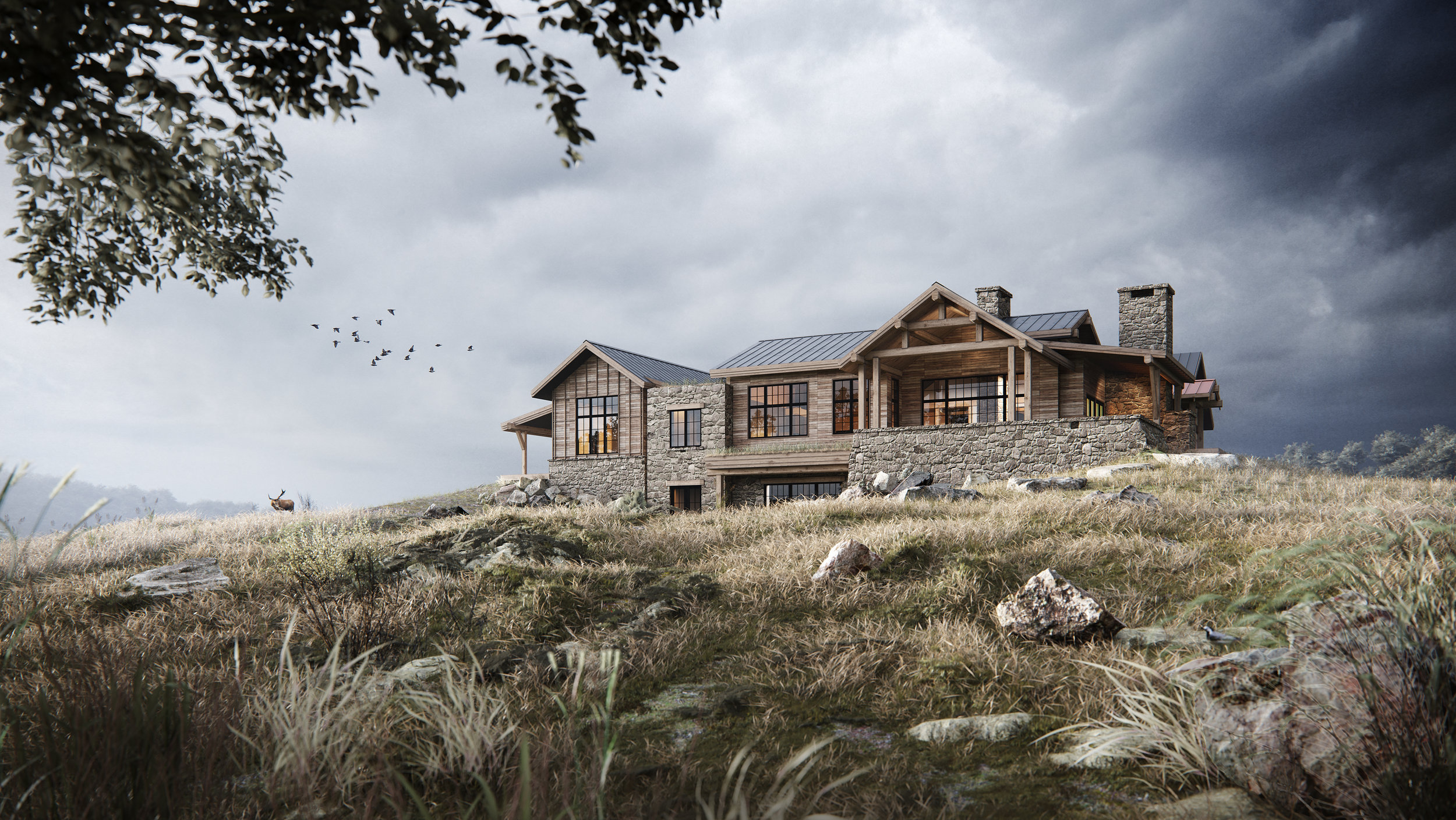 Gunn Ranch | Wyoming