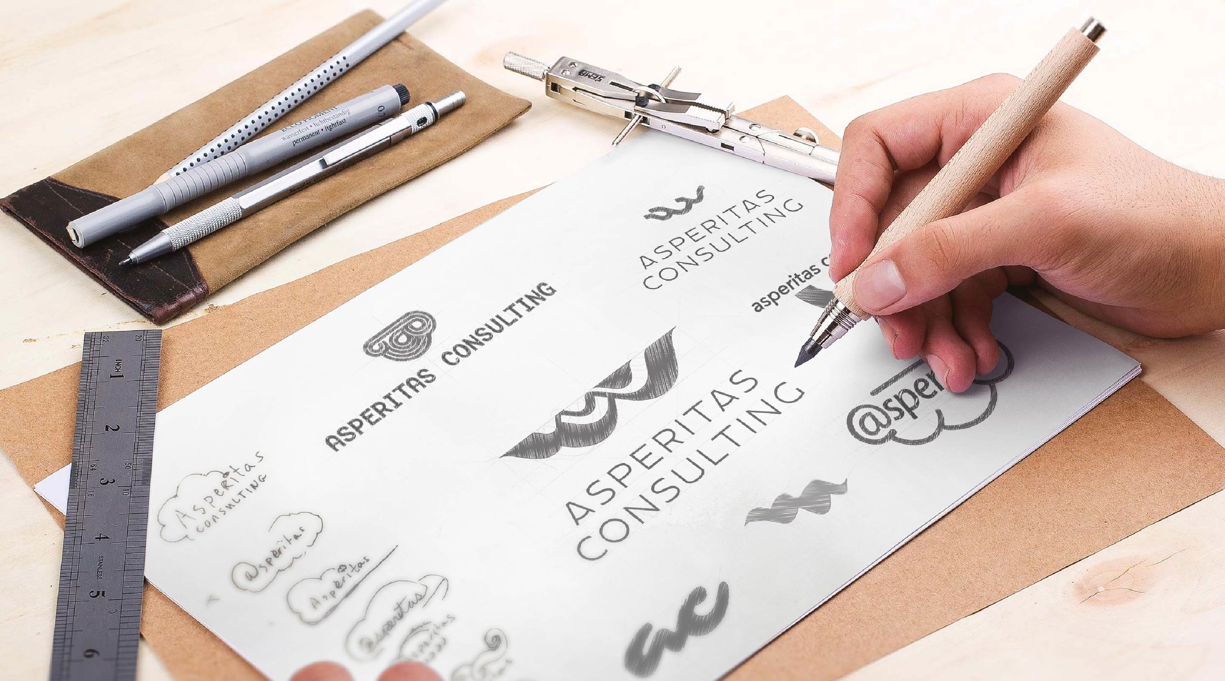 concept Asperitas cloud sercurity storage consulting brand logo stationary graphic design.jpg