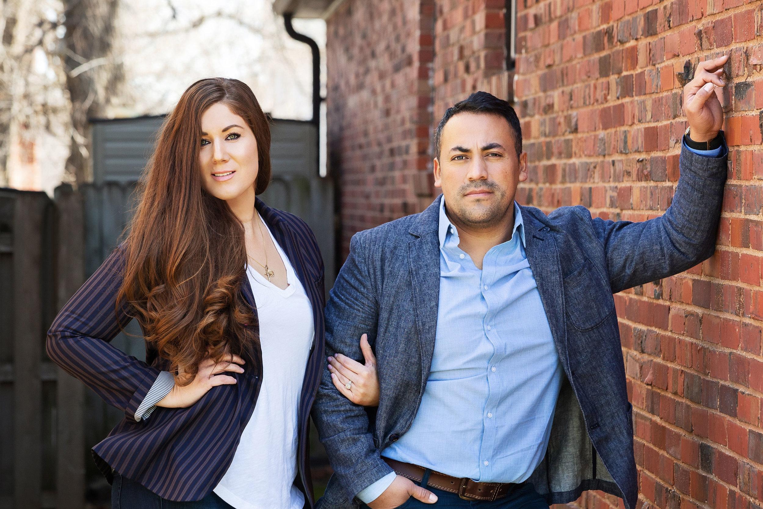 Sarah & Jorge