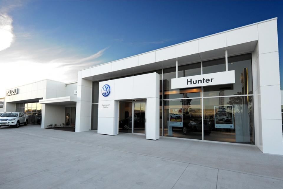 Hunter Commercial Volkswagen and Isuzu Ute