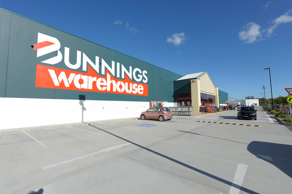 Bunnings Warehouse Taylors Beach