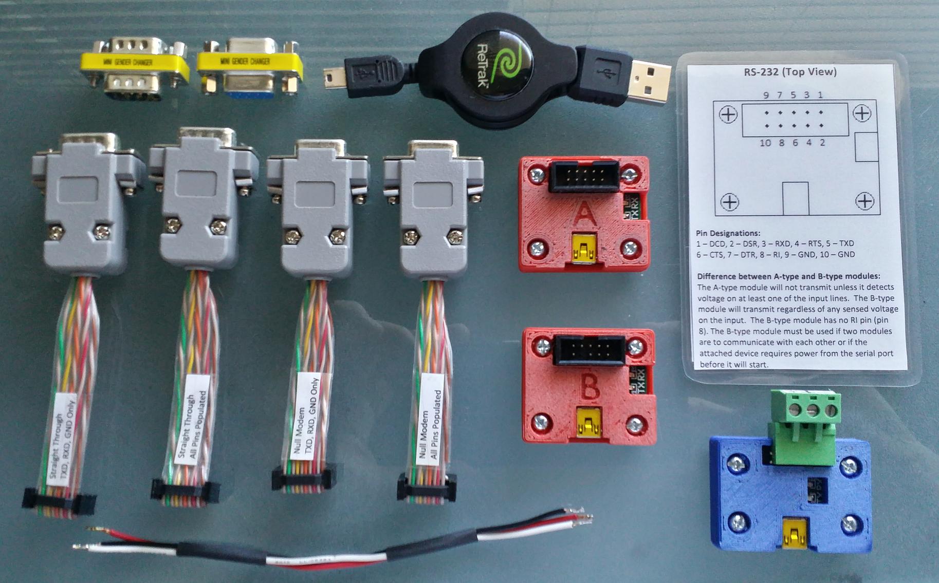 Complete Converter Kit