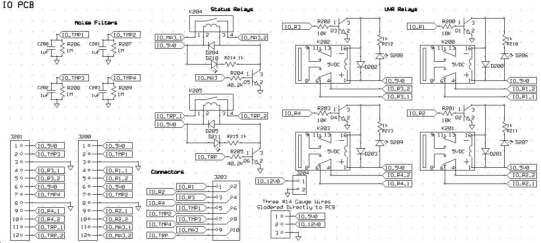 IO Board Schematic