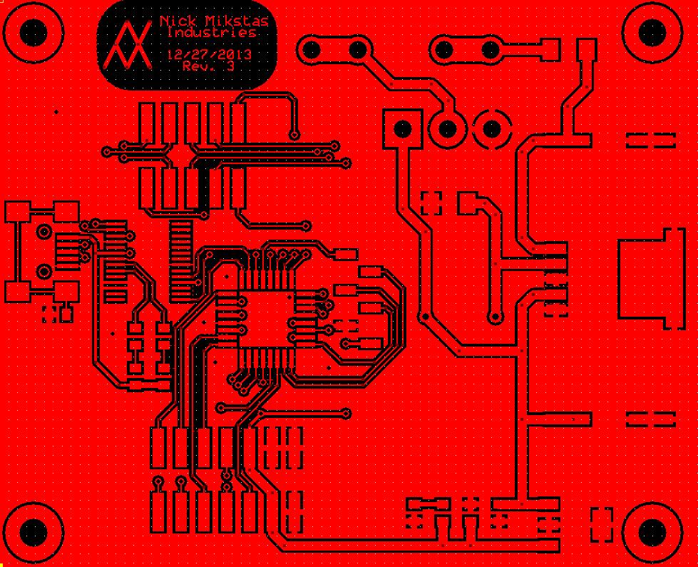 Main PCB Top Layer