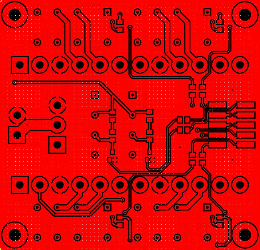 IO PCB Top Layer