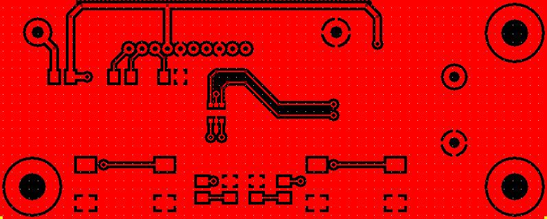HMI PCB Top Layer