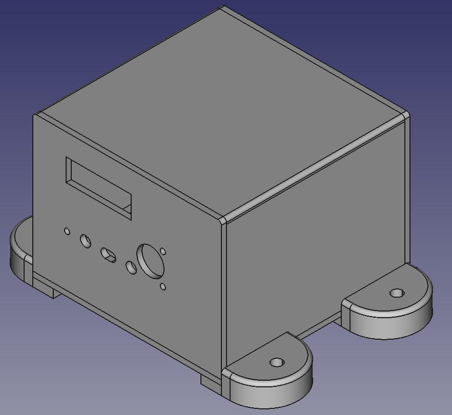 CAD Enclosure