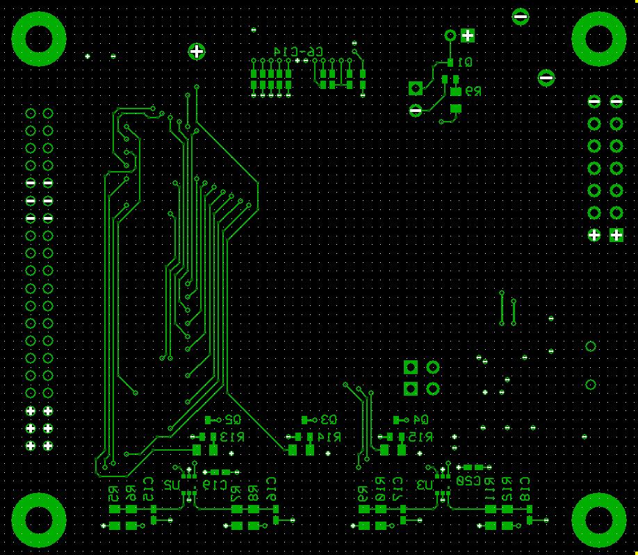 Main PCB Bottom Layer