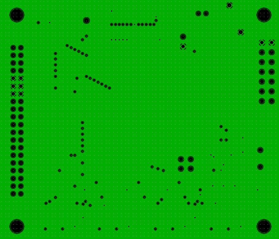 Main PCB Ground Layer